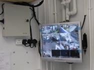 school cctv installation london