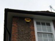 Burglar alarm installation london